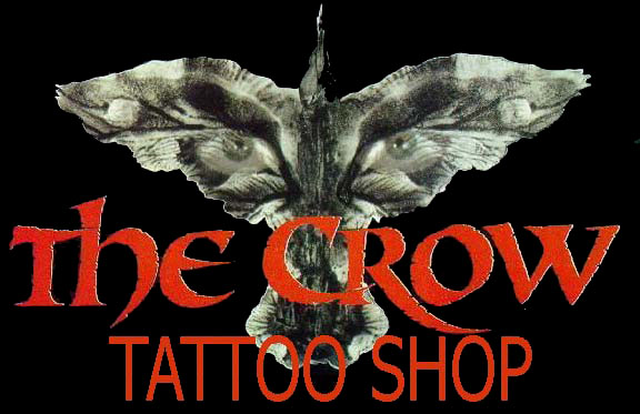 the crow tattoo shop.